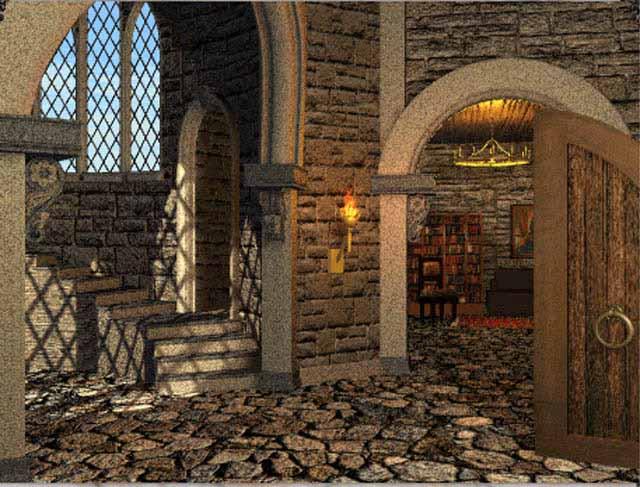 Комната основателей Хогвартса Room